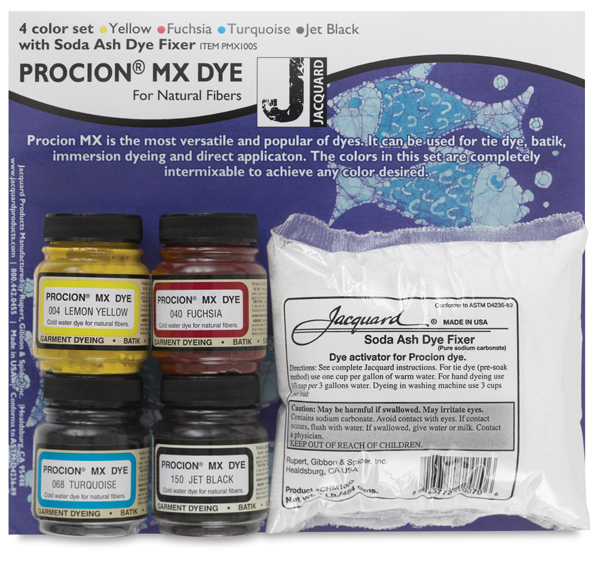 how to use cold water dye
