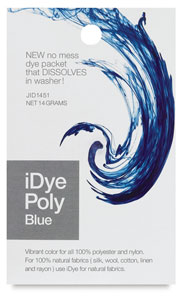 Jacquard iDye for Polyester/Nylon