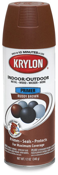 Primer, Ruddy Brown