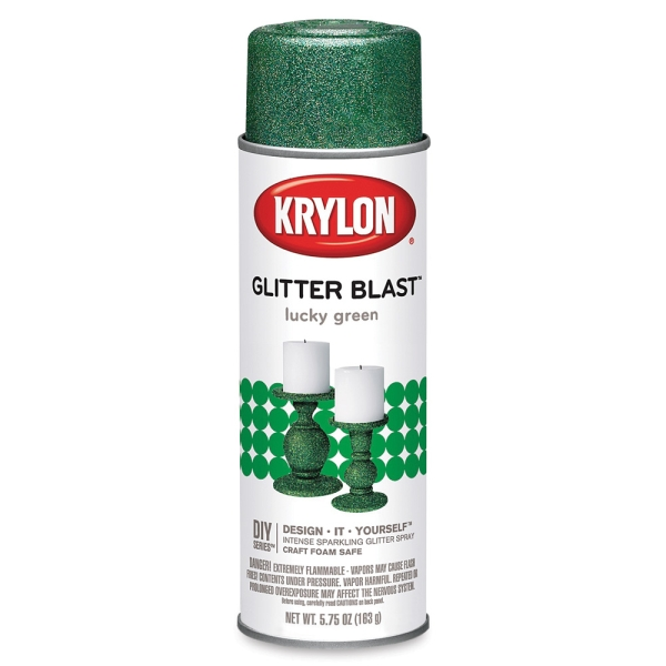 Where To Buy Krylon Glitter Blast Spray Paint