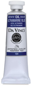 Da Vinci Artists' Oil, Ultramarine Blue