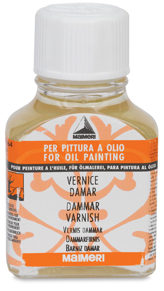 Dammar Varnish, 75 ml