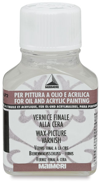 Wax Picture Varnish