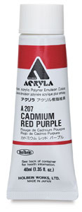 Cadmium Red Purple