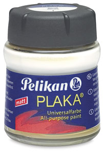 Plaka Paint, White