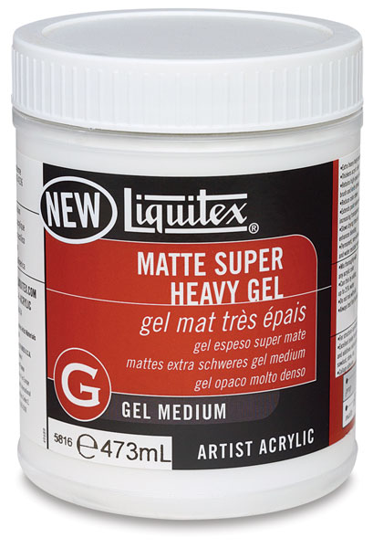 Matte Gel, Super Heavy