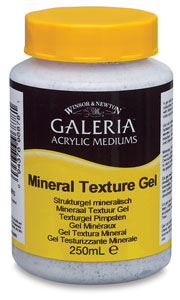 Mineral Texture Gel