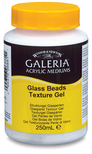 Glass Beads Texture Gel