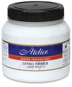 Gesso Primer, 32 oz