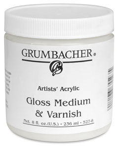 Gloss Medium &amp; Varnish