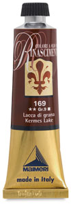 Renaissance Oil Color, Kermes Lake