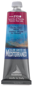 Mediterranean Oils, Provence Rose Lake