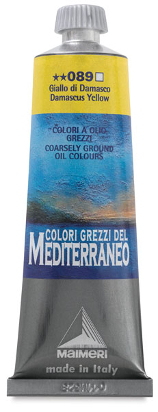 Mediterranean Oils, Damascus Yellow