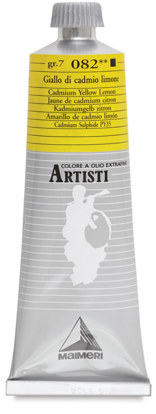 Cadmium Yellow Lemon, 60 ml