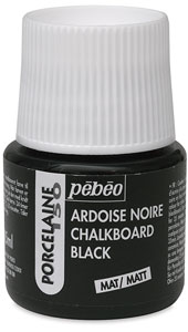 NEW! Chalkboard Black, 45 ml Bottle