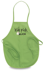 Kid&#39;s Apron, Apple