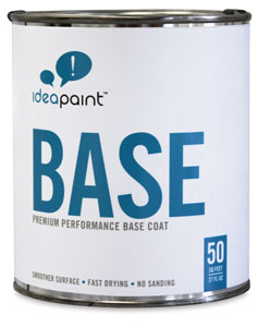 IdeaPaint Base, 50 sq ft coverage