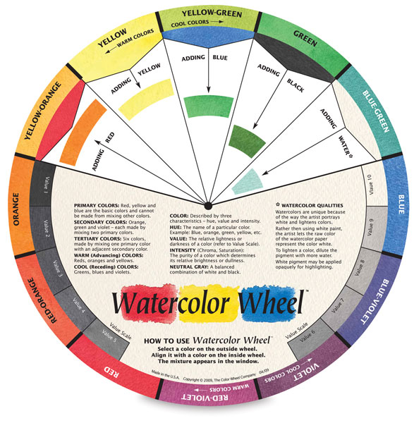 Interior Design And Color Theory