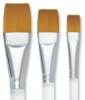 Winsor &amp; Newton Series 995 Flat Wash Brushes