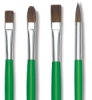 Blick Economy Long Handle Sable Brushes