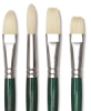 Winsor &amp; Newton Winton Hog Bristle Brushes