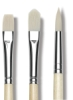 Da Vinci Top Acryl Synthetic Long Handle Brushes