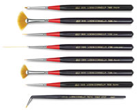 La Corneille Miniature Brushes