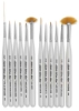 Silver Brush Ultra-Mini Brush Sets