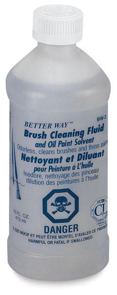 Oil Cleaner, 16 oz
