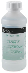 Acrylic Cleaner, 8 oz