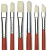 Da Vinci &lt;nobr>Maestro 2&lt;/nobr> Hog &lt;nobr>Bristle Brushes&lt;/nobr>