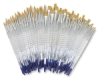 Royal Langnickel Soft Grip Golden Taklon Brush Sets