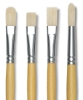 Blick Academic &lt;nobr>Bristle Brushes&lt;/nobr>