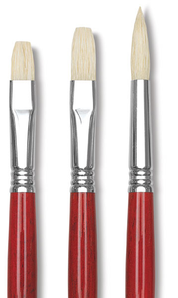 Master Bristle Brushes