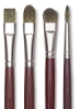 Da Vinci Black Sable Brushes