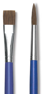Scholastic Ox Hair Brushes