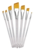 Royal Langnickel Aqualon Taklon Brush Sets