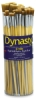 Dynasty Bright Gold Nylon Acrylic Brush Canisters