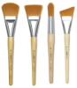 Blick Mega Golden &lt;nobr>Taklon Brushes&lt;/nobr>