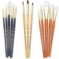 Princeton RealValue Brush Sets
