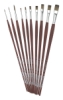 Da Vinci College Synthetic Brushes