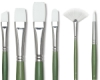 Princeton Synthetic Bristle Brushes