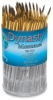 Synthetic Round Brushes, Canister Set of 120