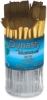 Dynasty Mastodon Synthetic Brush Canisters