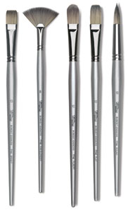 Long Handle Titanium Brushes