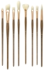 Princeton Best Natural Bristle Brushes