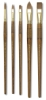 Escoda Grafilo Kolinsky Tajmyr Sable Brushes