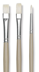 Signet Pack K, Set of 3 Brushes