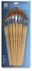 Loew Cornell Golden Taklon Brush Sets