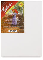 Fredrix Red Label 3/4&quot; Profile Cotton Canvas